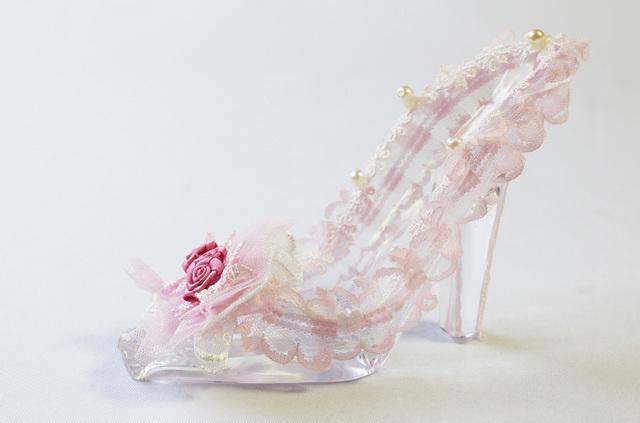 シンデレラの靴,ビビディバビディブティック,ディズニーランド,プリンセス
