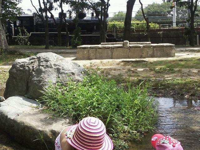梅小路公園,京都,子連れ,新幹線