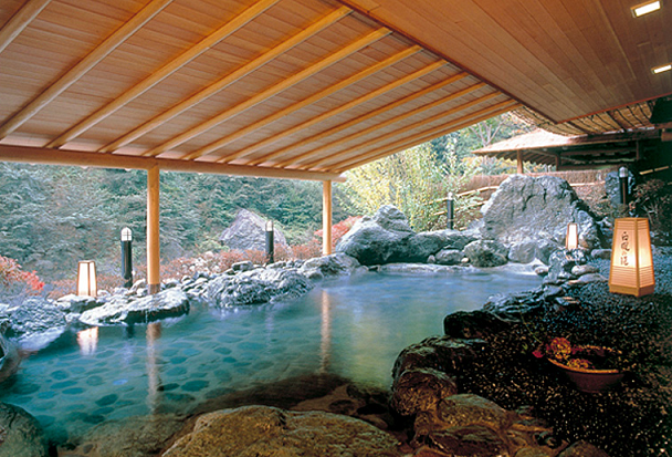 白鳳の湯,甲州西山温泉 慶雲館,三世代,家族旅行