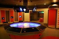 伊丹市立こども文化科学館常設展示,伊丹スカイパーク,飛行機,子連れ