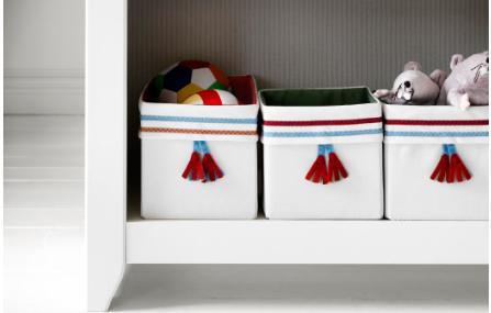 PYSSLINGERボックス,IKEA,子ども,部屋