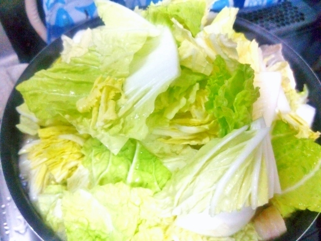 ピェンロー鍋 白菜,ピェンロー,鍋,レシピ