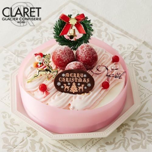 ウエルカムサンタ,クリスマス,ケーキ,子ども