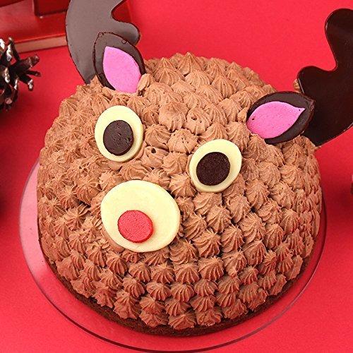 トナカイのショコラケーキ,クリスマス,ケーキ,子ども