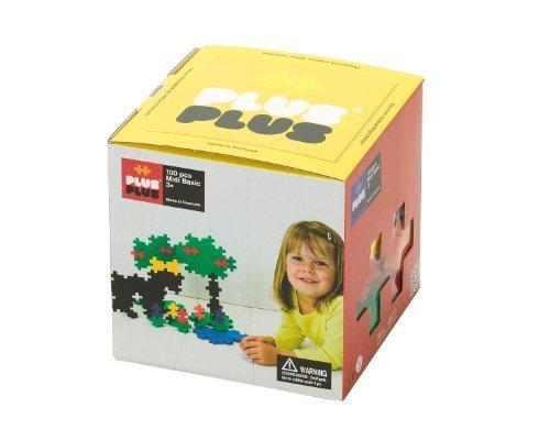 PLUSPLUS(プラスプラス)midi(ミディ)100pcs/ベーシック,おもちゃ,ブロック,