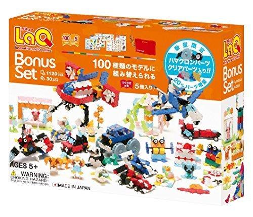 ラキュー (LaQ) ボーナスセット2016(Bonus Set 2016),おもちゃ,ブロック,