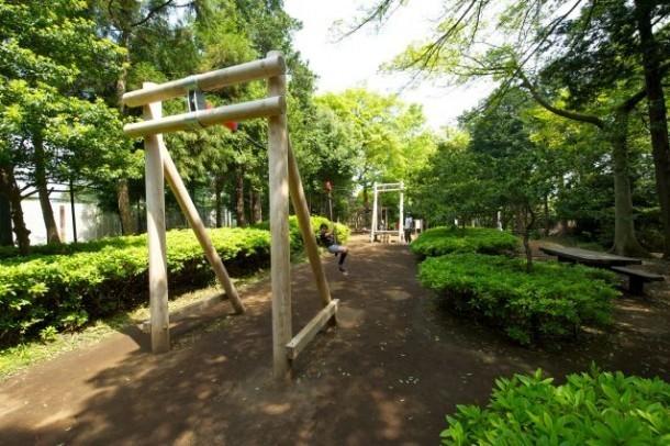 遊びの森(やまと冒険の森フィールドアスレチック),アスレチック,神奈川,