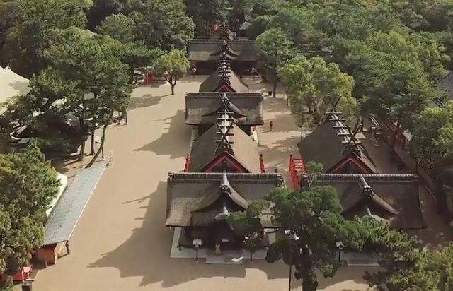 住吉大社(空撮),戌の日,水天宮,