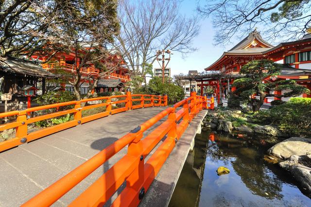 千葉神社,戌の日,水天宮,