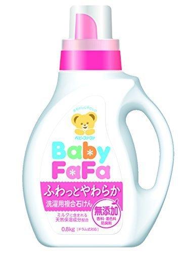 ベビーファーファ 洗濯用 複合石けん 本体 0.8kg,赤ちゃん,洗剤,