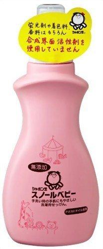 シャボン玉 衣料用液体洗剤 スノールベビー 本体 800ml,赤ちゃん,洗剤,