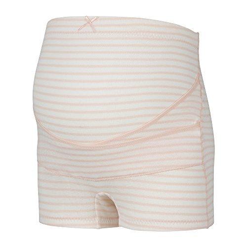 ピジョン Pigeon おなからくらく妊婦帯パンツ M ピンク,腹帯,巻き方,