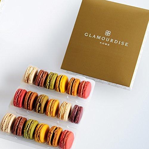GLAMOURDISE(グラモウディーズ) マカロン 詰め合わせ 18個入り,内祝い,食べ物,