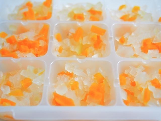 離乳食 冷凍,離乳食,おかゆ,