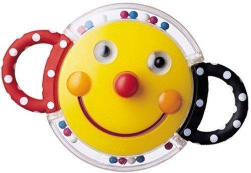 Sassy ラトル ガラガラ スマイリーフェイス・ラトル TYSA824,出産祝い,おもちゃ,