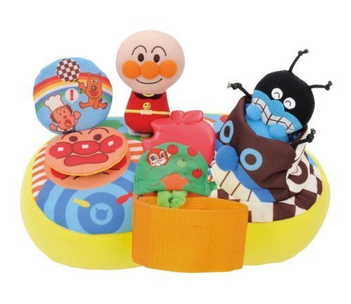 ベビラボ アンパンマン ニコニコおでかけあそボード,出産祝い,おもちゃ,