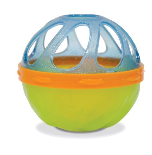 munchkin マンチキン おふろおもちゃ バスボール 揺れたりころがったりすると音が鳴る ブルー,おふろ,おもちゃ,