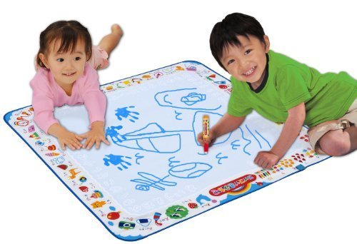 スイスイおえかき 青,知育玩具,2歳,