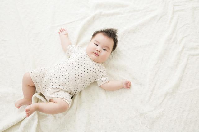 生後4ヶ月の赤ちゃん,生後,4ヶ月,生活リズム