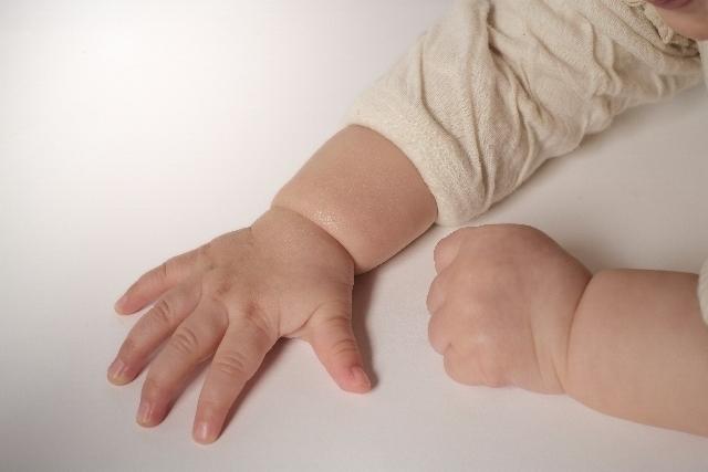 赤ちゃんの写真,生後,11ヶ月,