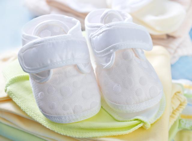 赤ちゃんの靴,生後,11ヶ月,