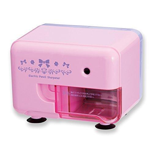 アスカ Asmix 電動シャープナー EPS301P プリンセスピンク,鉛筆削り,おすすめ,