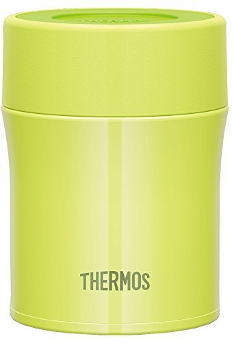サーモス 真空断熱フードコンテナー 0.5L グリーン JBM-500 G,離乳食,持ち運び,