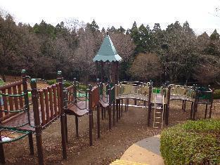 十王パノラマ公園,アスレチック,茨城,