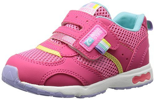 [キャロット] Carrot(キャロット) キッズシューズ CR C2146 CR C2146 ピンク (ピンク/16.5),子ども,靴,