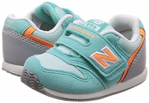 [ニューバランス] ベビーシューズ FS996 / IV996 / IZ996(現行モデル) 運動靴 通学履き 男の子 女の子 20_アクアアプリコット(AAP) 12 cm,子ども,靴,