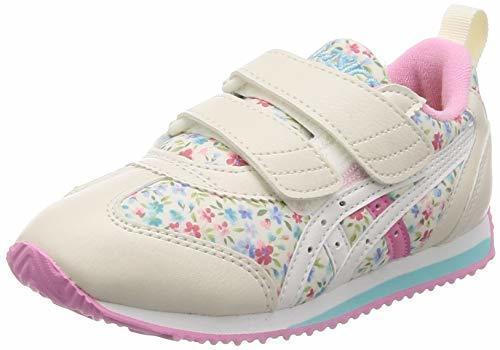 [アシックス スクスク] キッズシューズ アイダホ MINI TUM186/TUM187 ピンク/ホワイト CT 3 19.0 cm,子ども,靴,