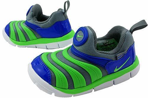 [ナイキ] 343938 ダイナモ フリー キッズ ジュニア スリッポン ベビー 021(クールグレイ) 16.0cm,子ども,靴,