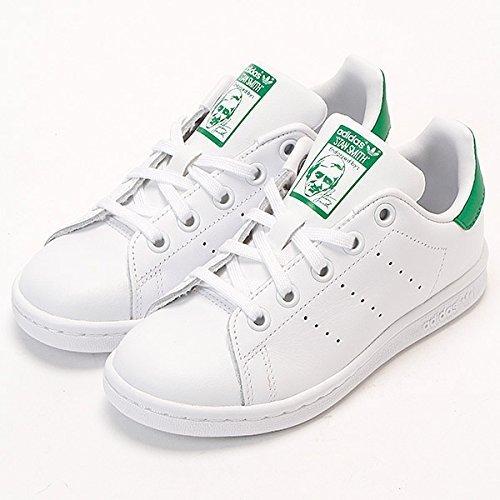 アディダス オリジナルス(adidas originals) adidas/キッズスニーカー/スタンスミス ELC【BA8375ランニングホワイト/17.0】,子ども,靴,