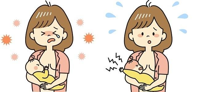 さく乳で悩むママ,さく乳,母乳育児,