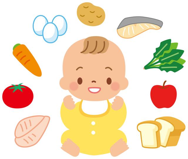 赤ちゃんと食べ物,離乳食,本,