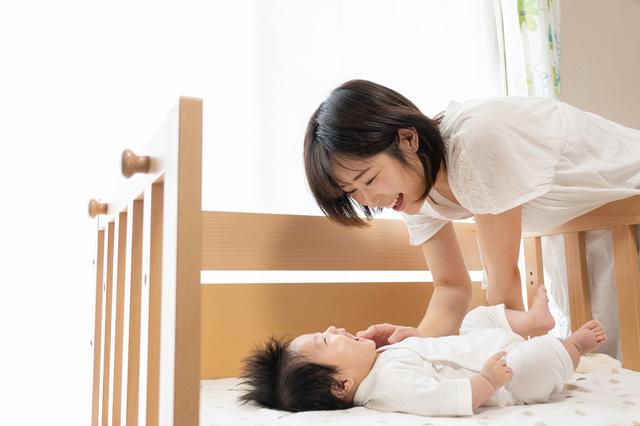 赤ちゃんとママ,ベビーモニター,