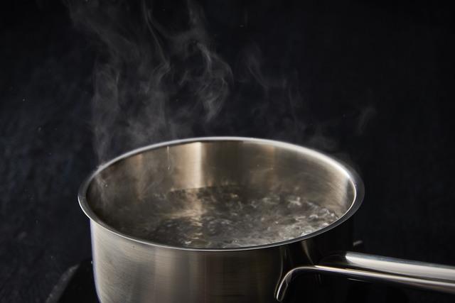 鍋沸騰,離乳食,たら,