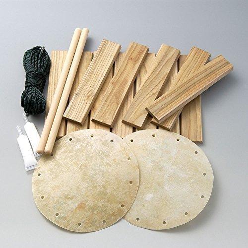 手作り太鼓キット 鼓作DON,手作り,楽器,