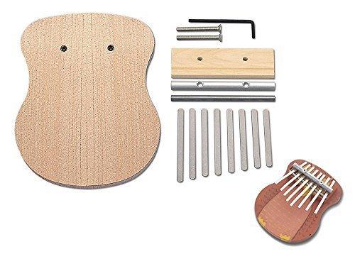 SUZUKI スズキ 手づくり楽器シリーズ カリンバキット,手作り,楽器,