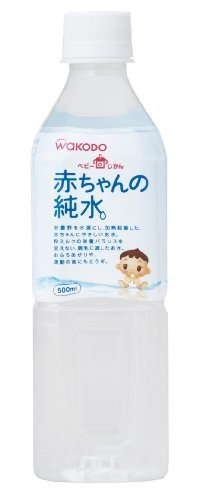 ベビーのじかん 赤ちゃんの純水 500ml×24本,Amazon,ベビーレジストリ,