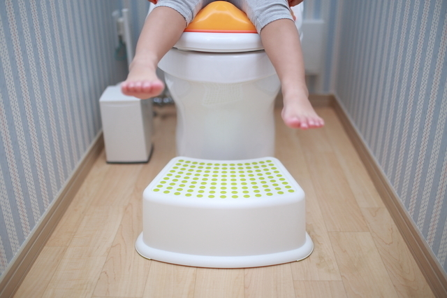 トイレトレーニング中,トイレトレーニング,いつから,体験談