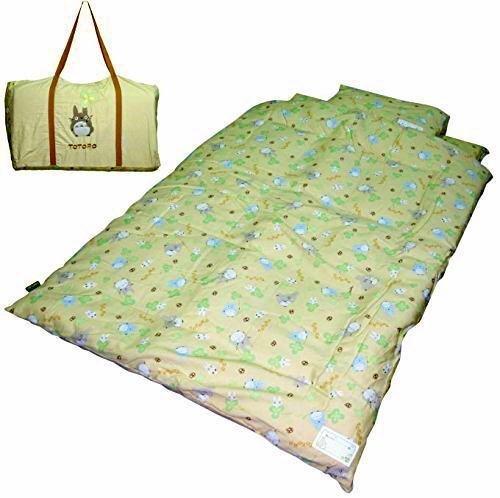お昼寝布団セット となりのトトロすこやか お昼寝ふとん7点セット カバータイプ 洗えるキャリーバッグ付,保育園,入園準備,