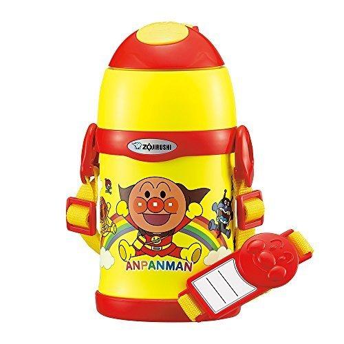 象印 水筒 直飲み ストロータイプ ステンレスクールボトル 0.45L アンパンマン ST-ZG45A-ER,幼稚園,水筒,