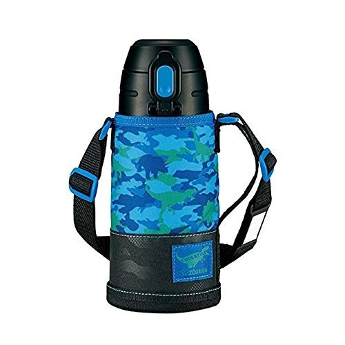 象印 ( ZOJIRUSHI ) 水筒 ステンレスボトル 620ml 2WAY コップ&ダイレクト SP-JA06-AZ,幼稚園,水筒,