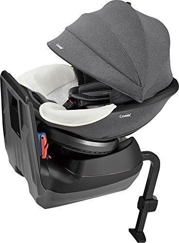 コンビ チャイルドシート クルムーヴ スマート エッグショック JJ-600 グレー 新生児~4才頃対象,チャイルドシート,おすすめ,