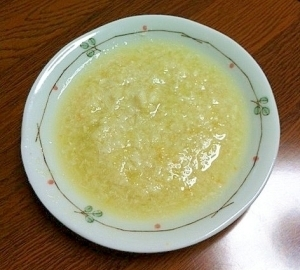 離乳食初期♪タラ&ナス☆,離乳食,なす,