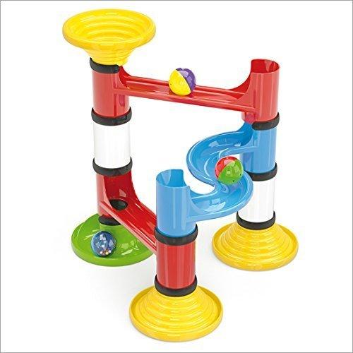 <ボーネルンド> はじめてのボール転がし ボールころがし 組立あそび,1歳,おもちゃ,