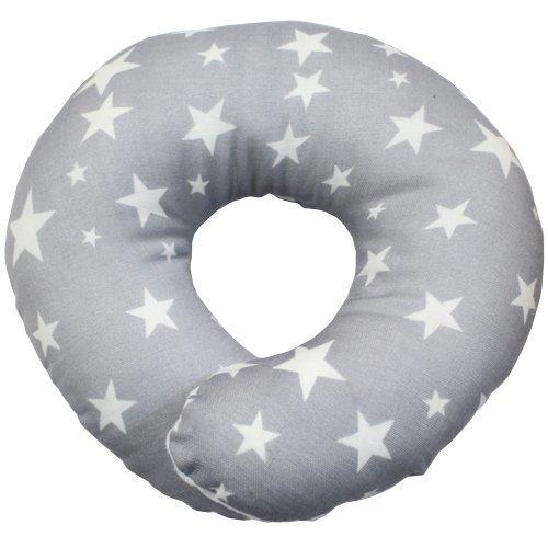 アリスインターナショナル エスメラルダ ドーナツ枕 ギャラクシーグレー 日本製 赤ちゃんの頭の形が良くなる,赤ちゃん,枕,