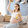 プレママからの相談:「貧血は、お腹の張りや分娩に影響しますか?」,