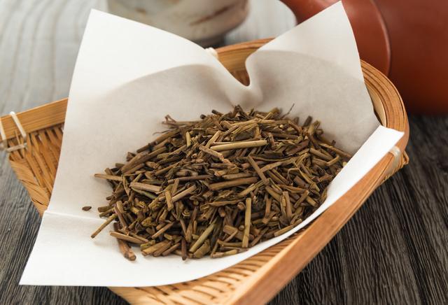 ほうじ茶の茶葉,ほうじ茶カフェイン,